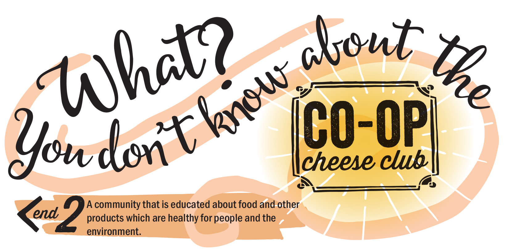 Cheese Club Graphic