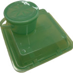 Green Plate Containers