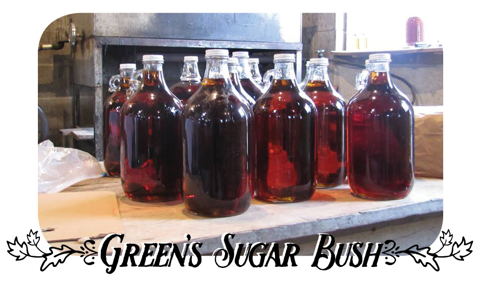 Greens sugar Bush_Scoop