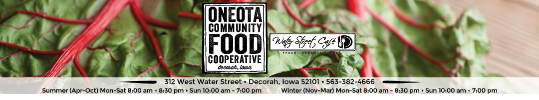 Oneota Community Food Co-op